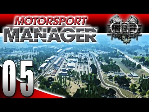 Motorsport Manager PC Gameplay :EP5: Back to the Milan Grand Prix! (HD Let's Play PC)
