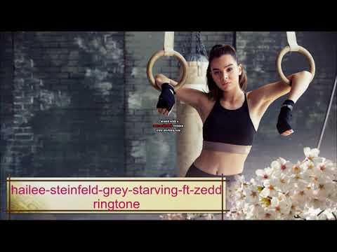 hailee steinfeld grey starving ft zedd ringtone by ringtonemobi