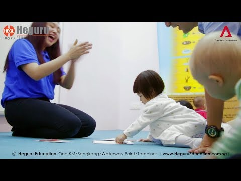 "Heguru Education - Channel NewsAsia ""Bright Start, Bright Sparks"" 7 July 2017"