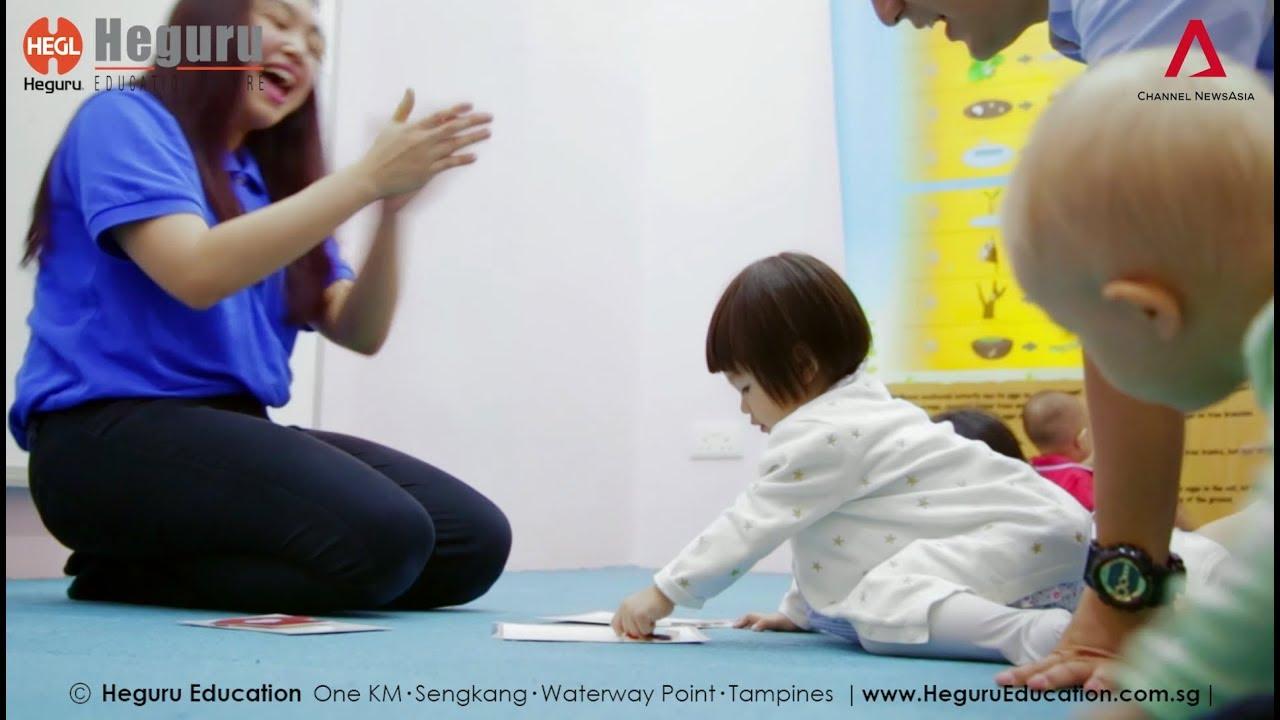 Heguru Channel NewsAsia - Heguru Education Singapore