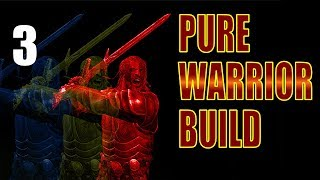 Skyrim Pure Warrior Build Walkthrough SURVIVAL MODE, NO MAGIC Part 3: Hammer Down on Embershard