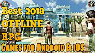 Top 15 offline Action RPG Games 🎮 For Android & iOS 2018