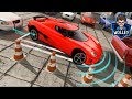 Supercar Parking Simulator 2018 - Multilevel Park Android Gameplay HD - Kids Sport Cars Parking Game