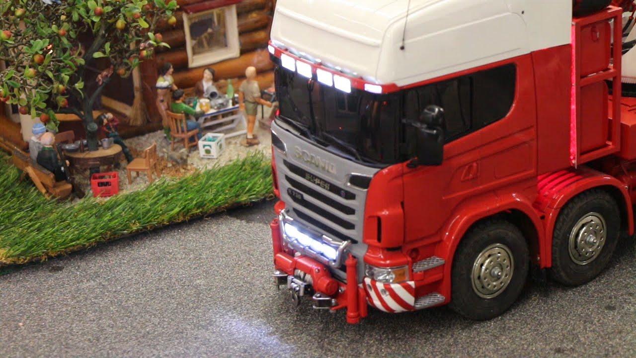 best heavy duty rc truck intermodellbau dortmund youtube. Black Bedroom Furniture Sets. Home Design Ideas