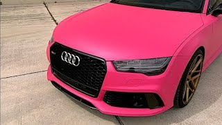 The Ultimate Pink Plasti Dip - Fusion Pink Metallic