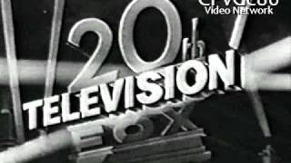 20th Century Fox Television/Roy Huggins TV Production (1960)