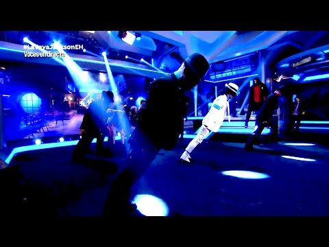 Smooth Criminal  Hormiguero  FOREVER King of Pop  Alex Blanco LEAN Michael Jackson Impersonator
