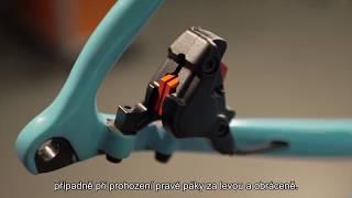 H11 plnění a odvzdušnění hydraulické brzdy