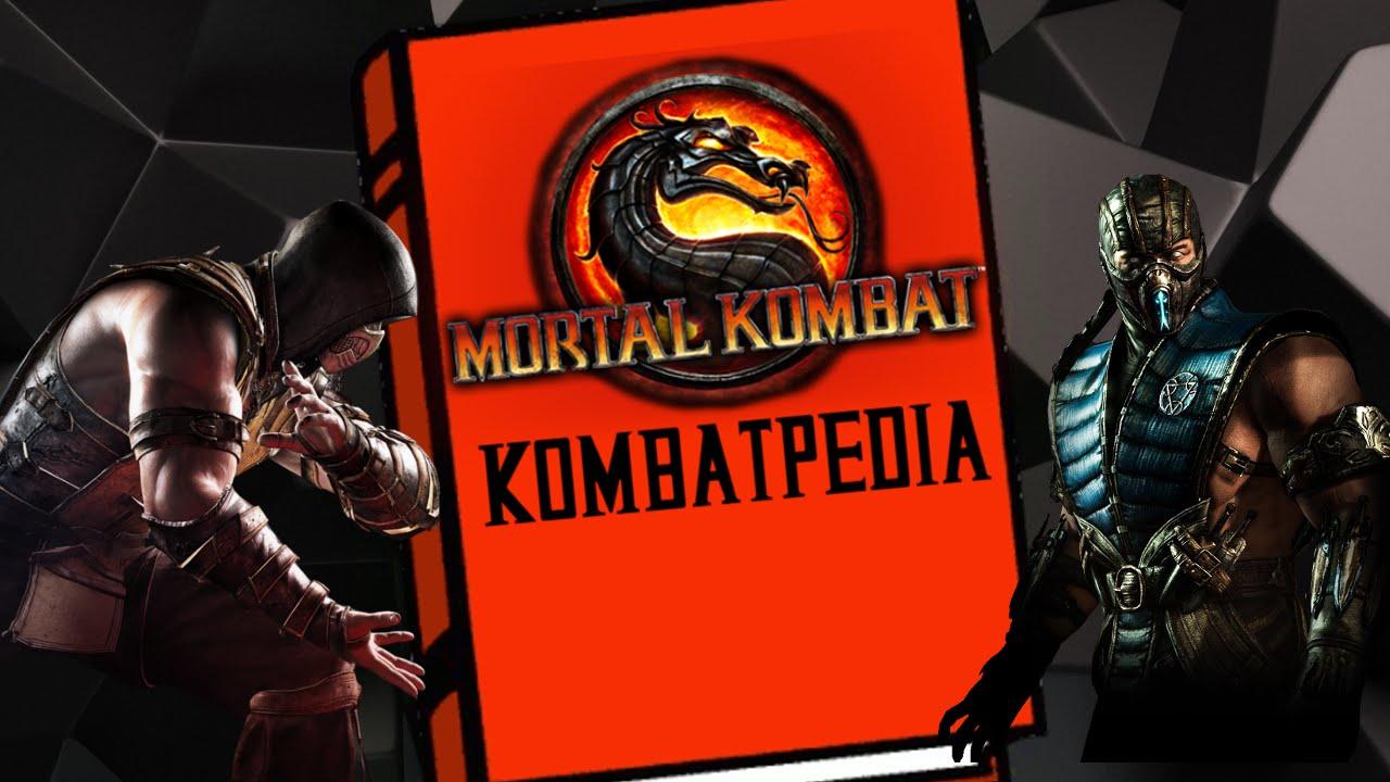 Mortal Kombat Encyclopedia - YouTube - photo#2