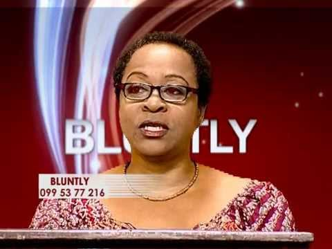 "Angèle Makombo on DRC investment opportunities on ""BLUNTLY""-Part I"