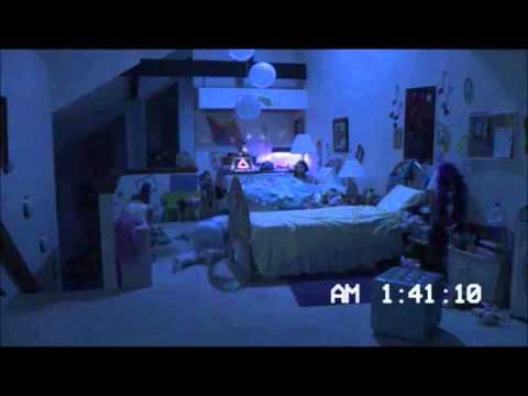 Paranormal Activity 3 ( best scenes)