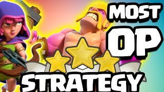 THE MOST O.P BH7 STRATEGY | 3 STAR ANY BH7 5000+ TROPHY | CLASH OF CLANS BH7 ATTACK STRATEGY 2017