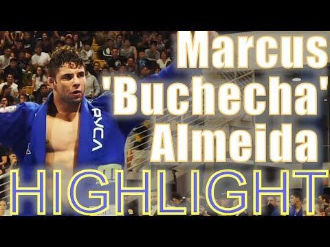 IBJJF Worlds 2018 Champion - Marcus Almeida Buchecha Highlights