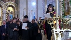 New leader of American Greek Orthodox church visits Jacksonville