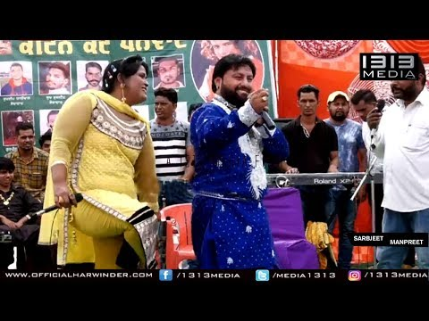 Sarbjeet Bugga Manpreet Bugga Latest New Live June 2017 Official Full HD Video NEW Performance