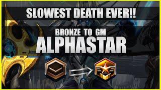 WALK FOR YOUR LIVES! AlphaStar Bronze to GM Ep2 [PvT] Deepmind A.I. Starcraft 2