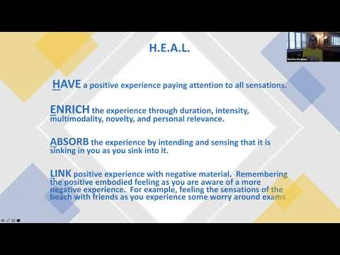 H.E.A.L. Background and Guided Meditation