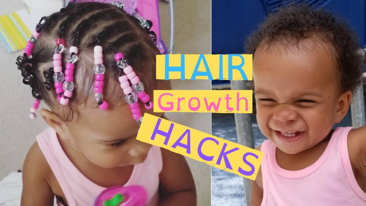 how to make your hair grow longer for kids