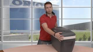 Обзор авто холодильника-подогревателя ORION CF 320D
