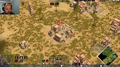 Ranked 1v1 Isis vs Oranos - Age of Mythology: The Titans