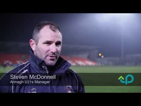 Armagh U21s explain how they use analysis to help improve performance