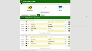 Боруссия Д Герта Прогноз и обзор матч на футбол 06 июня 2020 Бундеслига Тур 30