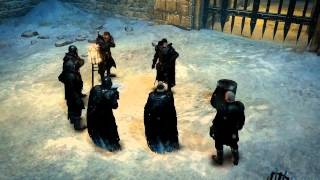 The Wall - Game of Thrones Trailer