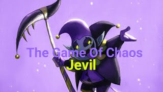 The Game Of Chaos Roblox Undertale Survive The Monsters: Jevil