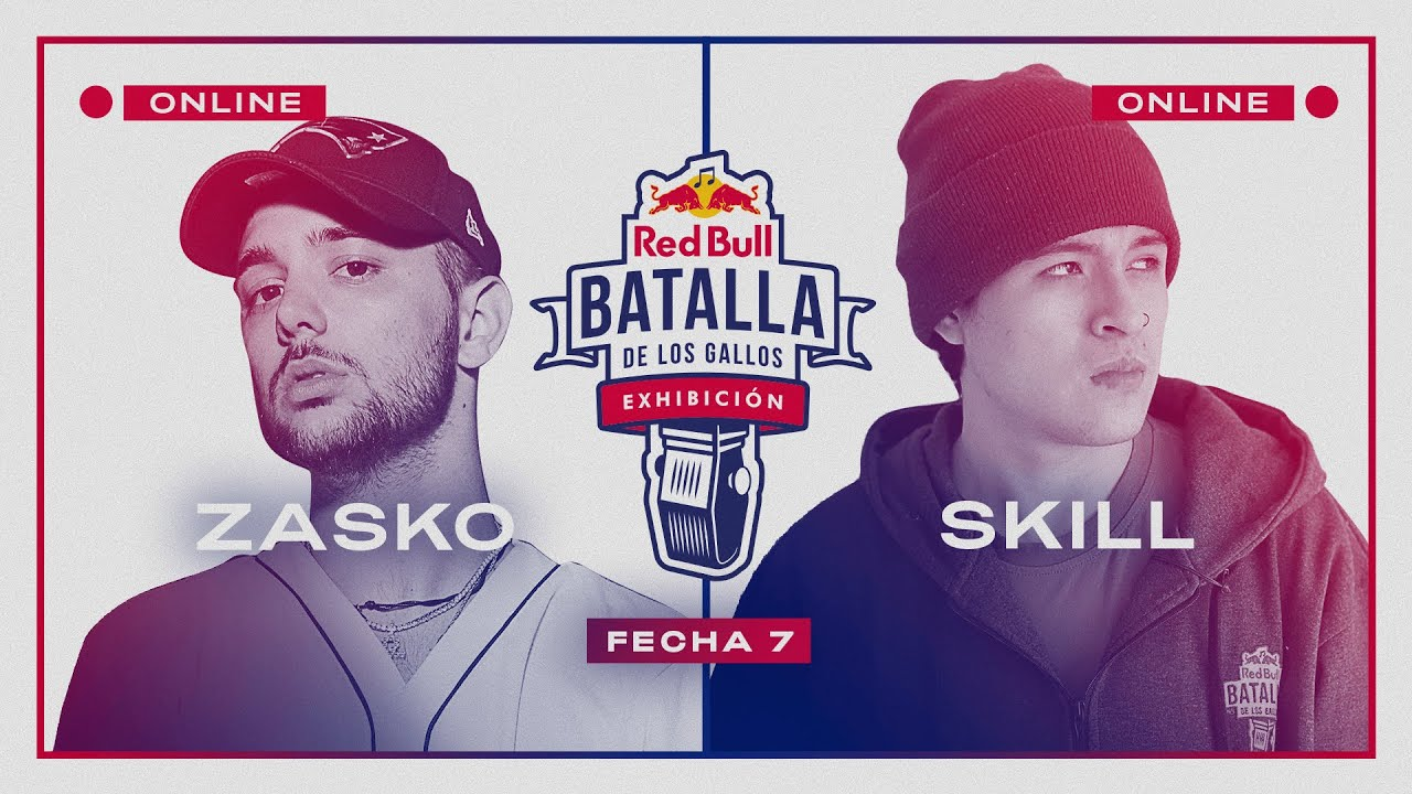 ZASKO MASTER vs SKILL | Final | FECHA 7 | Red Bull Exhibición 2020