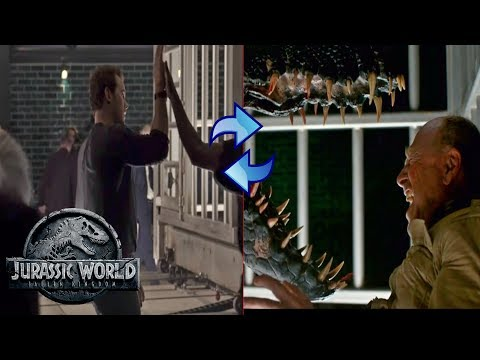 Download Youtube: The Indoraptor's Cage? | Jurassic World Fallen Kingdom Theory