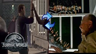 The Indoraptor's Cage? | Jurassic World Fallen Kingdom Theory