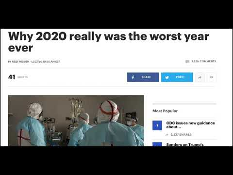 Is 2020 Really The Worst Year Ever?