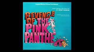 """Revenge of the Pink Panther Soundtrack Track 1 """"The Pink Panther Theme (Main Title)"""" Henry Mancini"""