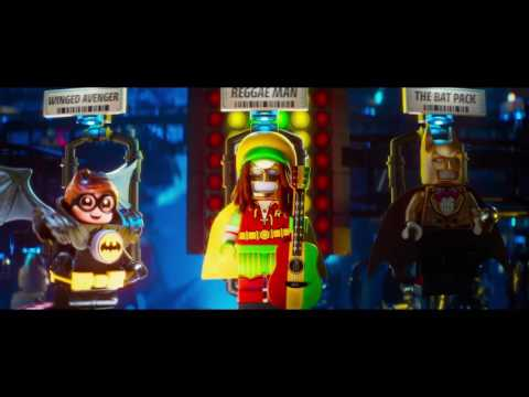 The LEGO Batman Movie - Comic-Con Trailer [HD]