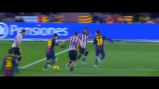 fc barcelona vs athletic bilbao 5 1 all goals and highlights dec 1 2012