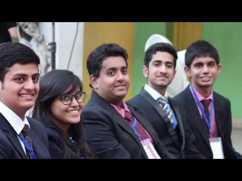 Launching of NAVMUN 2016 - Navrachana School - Sama Vadodara