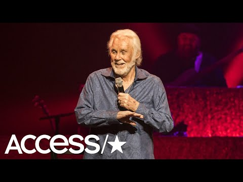 Kenny Rogers Is Hospitalized, But Slams Rumors That He's At Death's Door   Access