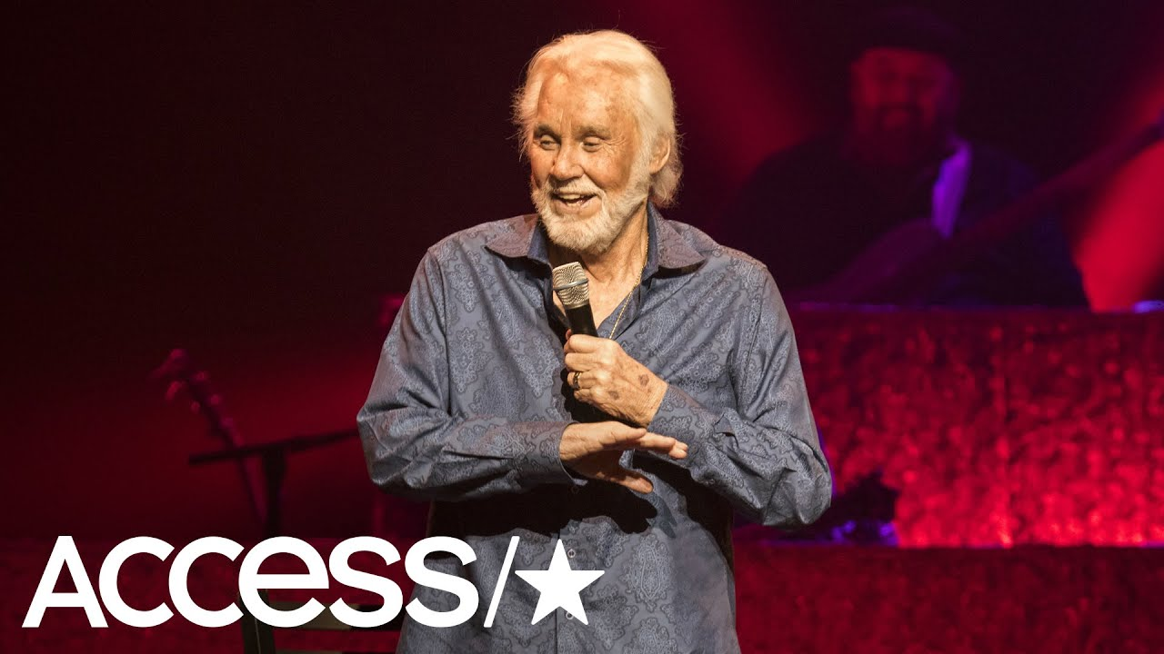 Kenny Rogers Is Hospitalized, But Slams Rumors That He's ...