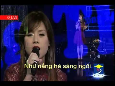 Je T'aime Encore - Vân Quỳnh (VHN TV)