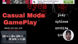 EYES THE HORROR GAME - Casual Mode COMPLETE