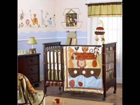 Noah And Friends 6 Piece Crib Set; Buy Baby Bedding, Cocalo Bedding Sets