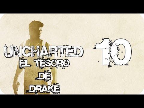 UNCHARTED | LA CÁMARA DEL TESORO | EL TESORO DE DRAKE #10 | gameplay español