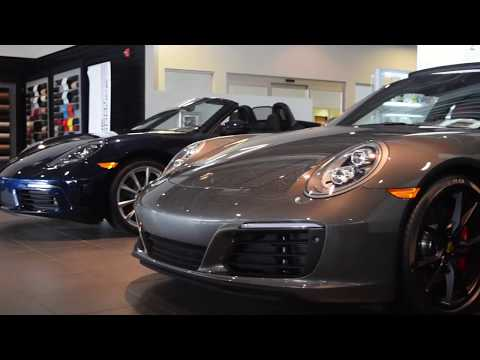 Porsche Of The Village - Showroom