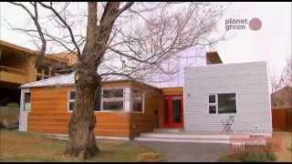 Экологичные дома #6: Бунгало в Колорадо