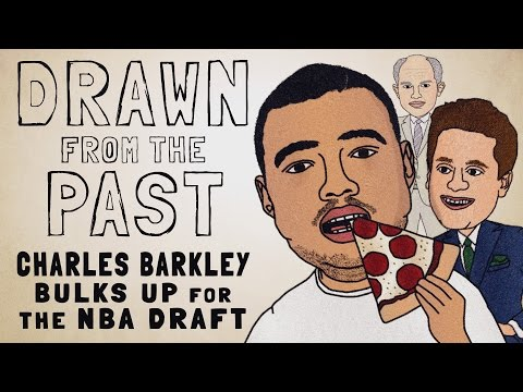Charles Barkley Bulks Up for the 1984 NBA Draft - Drawn from the Past - REAL AUDIO