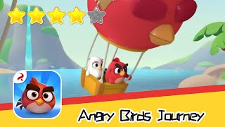 Angry Birds Journey 28-29 Walkthrough Fling Birds Solve Puzzles Recommend index four stars