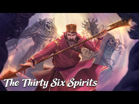 [Re-Upload] Solomon and the Thirty Six Spirits  [Testament of Solomon] (Angels & Demons Explaine