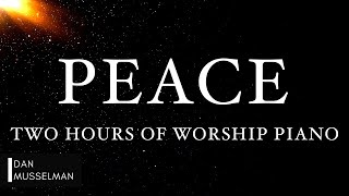 PEACE: Two Hours of Worship Piano