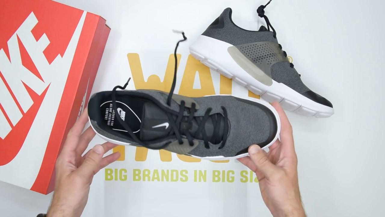 7b437106298 White Black Youtube Walktall Nike Unboxing Arrowz AWvF6pgE