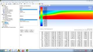 Моделирование горения метана в ANSYS Fluent